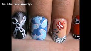 nail art designs superwowstyle video dailymotion