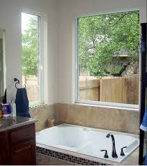 big bathrooms ideas big bathroom window home interiors