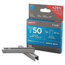 Best Staple Size For Upholstery Arrow T50 Heavy Duty Staples 1 2
