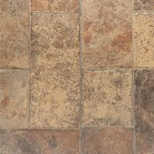 Laying Tile Effect Laminate Flooring Flooring Laminate Tile Stone Flooring The Home Depot
