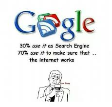 Meme Search Engine - 30 use it as search engine 70 use it to make sure that the