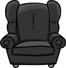 Armchair Club Plush Gray Chair Club Penguin Wiki Fandom Powered By Wikia