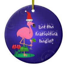 flamingo ornaments keepsake ornaments zazzle