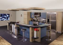 large kitchen island with seating and storage ideas and tips for large beautiful kitchens my home design journey
