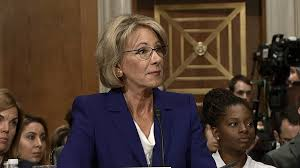 betsy devos booed during commencement speech wkrg