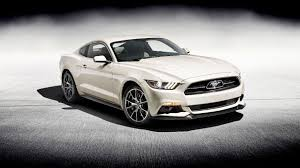 mustang 50 year limited edition ford pays homage to five decades of the s favorite pony car