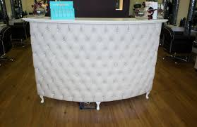 White Salon Reception Desk Furniture Reception Desk Beauty Salon Reception Desks Customer