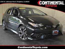 continental toyota used cars 2016 scion im for sale in chicago il cars com