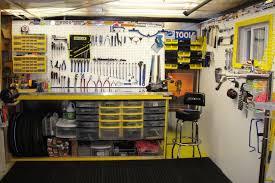 bike workshop ideas tool storage what do you use for your bike shop garage mtbr com