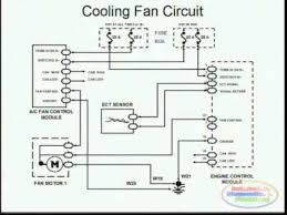 cooling fans u0026 wiring diagram youtube