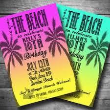 beach party printables freebies party printables printables