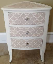 comely stencil drawers night stand as furniture for bedroom comely stencil drawers night stand as furniture for bedroom decoration using stencils furniture paintings