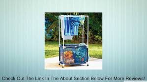 3 Section Laundry Hamper by Swimming Pool Towel Hamper Plan It Hardware Swimming Pool