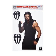 roman reigns removeable decal wwe us roman reigns removeable decal