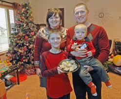 bismarck family creates a ukrainian american tradition