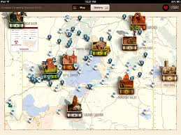 Utah Parks Map by National Park Apps Aid Your Trek From Sea To Shining Sea Pcworld