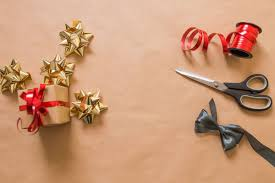 gift wrapping accessories 3 ways to organize your gift wrapping supplies home and garden