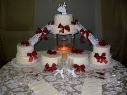 modern wedding cakes modern wedding cakes with fountains wedding party decoration