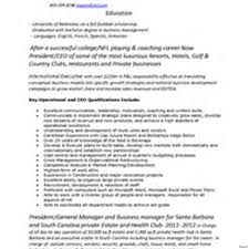 college resume exle soccer resume ideas collection coach sle on reference objective