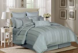 Cotton Queen Comforter Bedding Set White And Gray Bedding Stunning Grey Cotton Bedding
