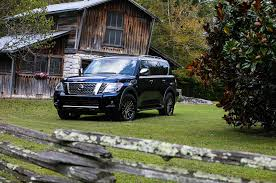 nissan armada for sale in new york 2018 nissan armada platinum reserve debuts in texas motor trend