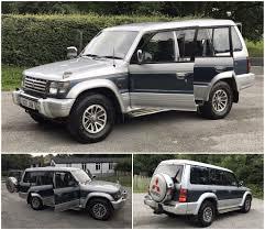 automatic mitsubishi pajero shogun 4x4 diesel 7 seater 1 owner suv