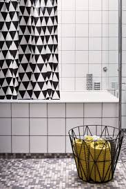 Black And White Bathroom Decor Ideas 17 Best Kylpyhuone Ja Sauna Bathroom Images On Pinterest