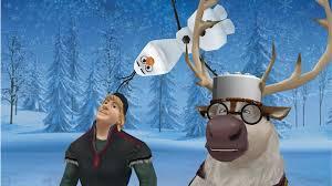 Funny Frozen Memes - mmd frozen sven and kristoff sing dadada 2d funny animation