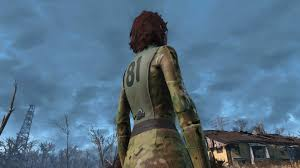 multi cam vault suit standalone at fallout 4 nexus mods and