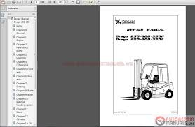 cesab forklift 2017 shop manual dvd auto repair manual forum