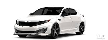 3dtuning of kia optima sedan 2011 3dtuning com unique on line