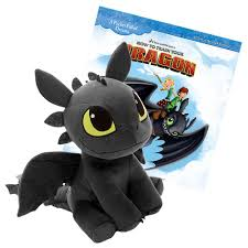 dragon toys and collectibles archives clothing dreamworks how train your dragon inch plush toothless with story book combo pack