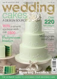 Cake Decorating Magazine Issues Wedding Cakes Magazine Autumn 2013 Squires Kitchen Shop