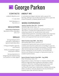 top resume formats finest resume sles 2017 resumes 2017