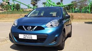 nissan micra new launch nissan u0027s new micra active launched in sa youtube