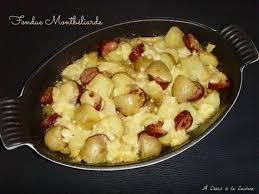 cuisine à crocs recette de fondue montbéliarde la recette facile