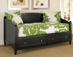 Black And White Daybed Bedding Sets Bedroom Cool Daybed Bedding Sets And Daybed With Drawers Also