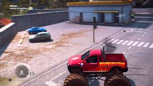 monster truck video game play just cause 3 how to get monster truck u0026 gameplay youtube