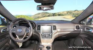 jeep summit interior review 2014 jeep grand cherokee summit video the truth about cars