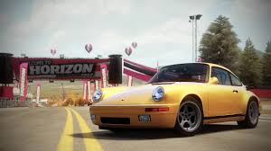porsche yellow bird forza horizon car reveal round up pt 3 team vvv