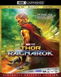 Thor Ragnarok Thor Ragnarok Includes Digital Copy 4k Ultra Hd