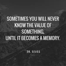 quotes memory loved ones quotes about