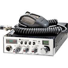 midland 30 mile 40 channel cb radio with digital tuner 1 pack