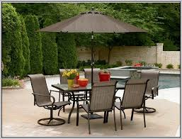 6 Piece Patio Set by 6 Piece Patio Set With Umbrella Patios Home Design Ideas
