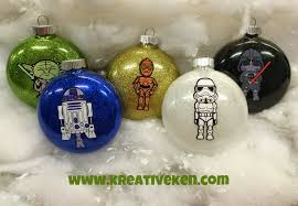 wars ornaments ken s kreations