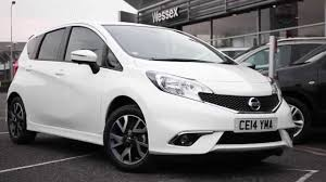 nissan note 2013 nissan note style pack wessex garages youtube
