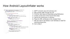 android layoutinflater proteus android layout engine