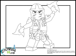 lego ninjago lloyd green ninja coloring pages minister coloring