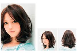 medium length hairstyles for permed hair perm hairstyles digital perm wavy curls soft curls best