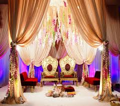 Wedding Home Decoration Interior Design Indian Wedding Themes Decorations Small Home
